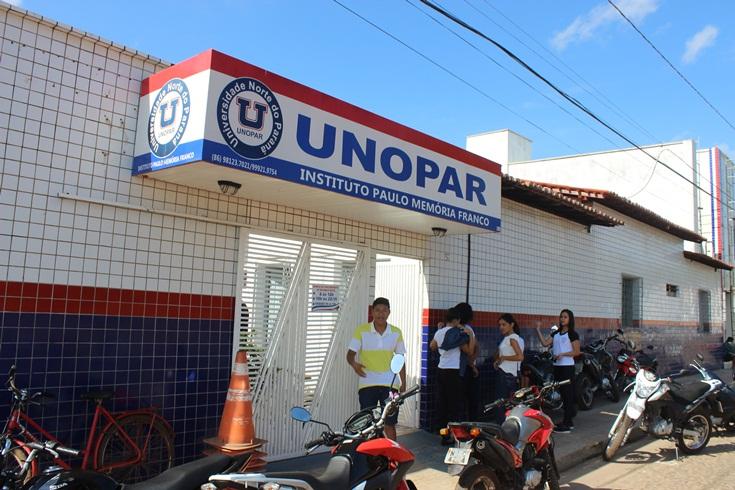 Polo da Unopar de Esperantina foi eleito um dos melhores do Brasil