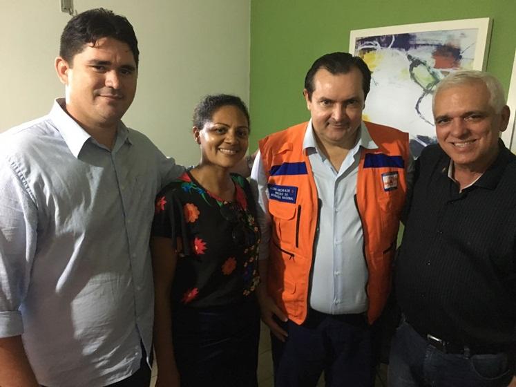 Vereador Nerioston cobra do Ministro ajuda para as famílias prejudicadas pelas chuvas em Batalha