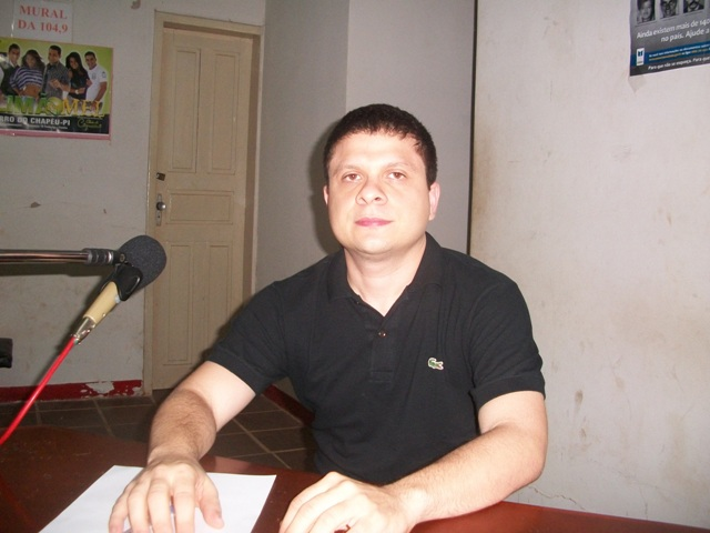 Promotor da Comarca de Esperantina alerta sobre proibições em emissoras de rádio