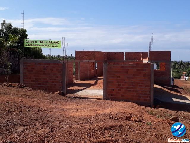 Fiéis estão rifando vários prêmios para construção de uma Capela em Esperantina