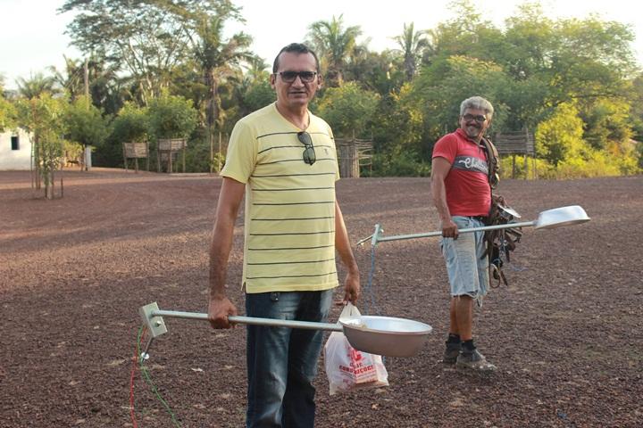 Vereador Júnior Rodrigues viabiliza iluminação pública para a localidade Várzea