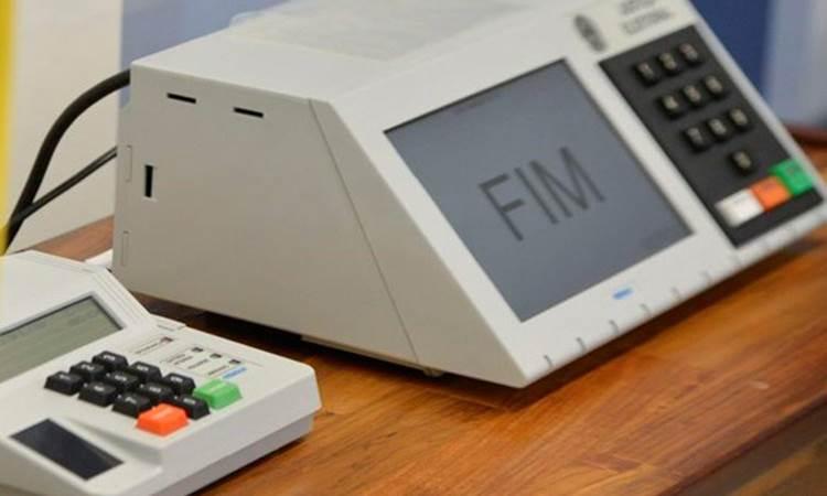Eleitor deve ficar atento a mudança na ordem de votação na urna eletrônica