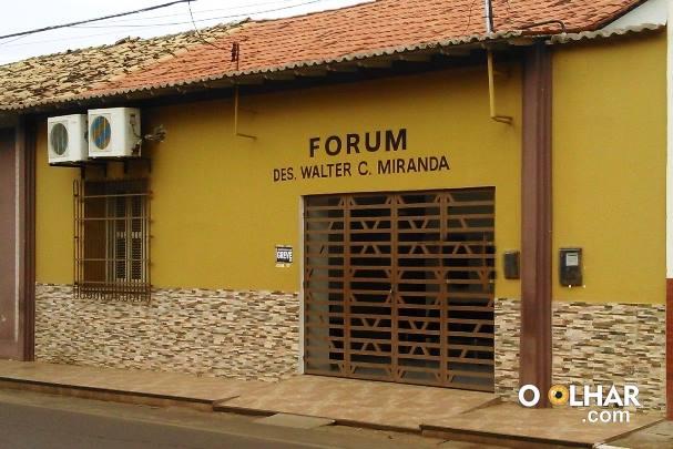 Fórum de Esperantina passará a funcionar em dois turnos a partir desta segunda-feira (03/09)