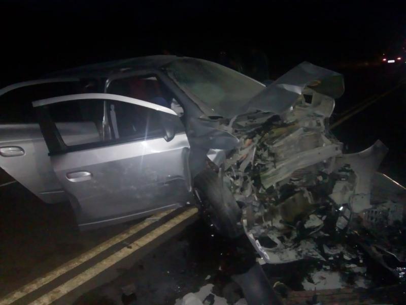 Familiares que seguiam para velório de médico sofrem grave acidente