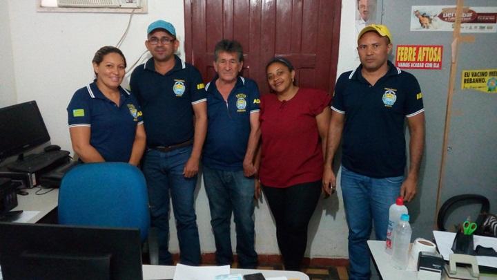 ADAPI de Esperantina inicia 2ª Etapa da Campanha de Vacinação Contra a Febre Aftosa