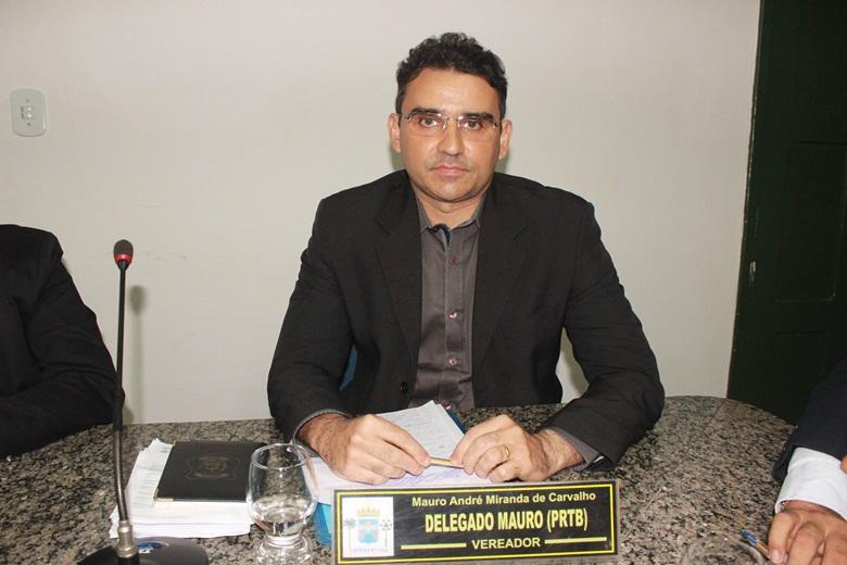 Vereador Mauro André solicita o cumprimento do Piso Salarial dos Agentes de Saúde