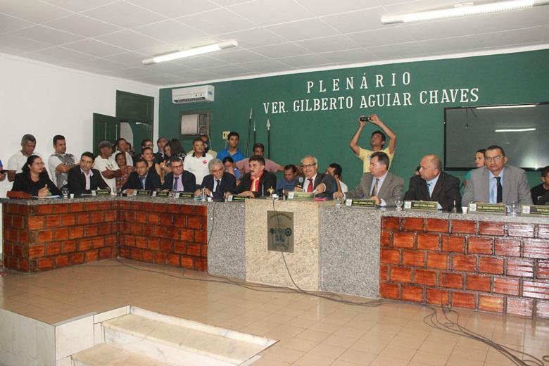 Câmara de Esperantina rejeita proposta de tabela de pagamento e mantém lei do 5º dia útil