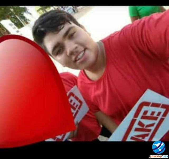 Estudante morre vítima de trágico acidente de moto na zona rural de Esperantina