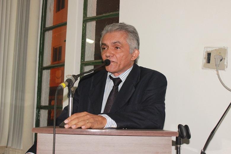 Vereador Castro solicita emenda parlamentar para a construção de espaço cultural