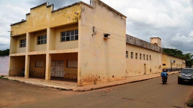 Ministério Público vai investigar abandono do Teatro Municipal de Esperantina