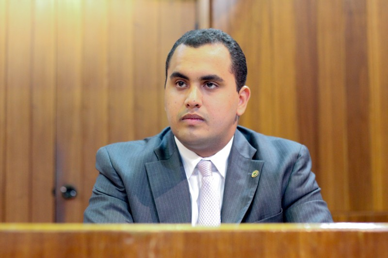 Deputado Georgiano Neto declara seu apoio a Themístocles na eleição a Alepi