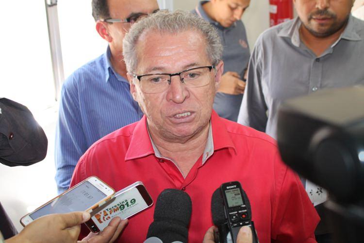 Assis Carvalho é condenado pela segunda vez pela Justiça Federal