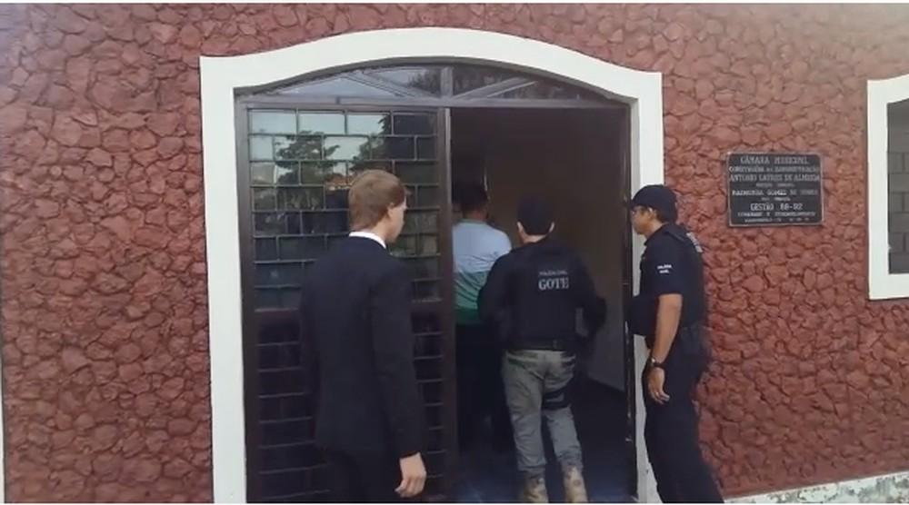 Polícia faz operação para prender quase todos os vereadores em cidade do Tocantins