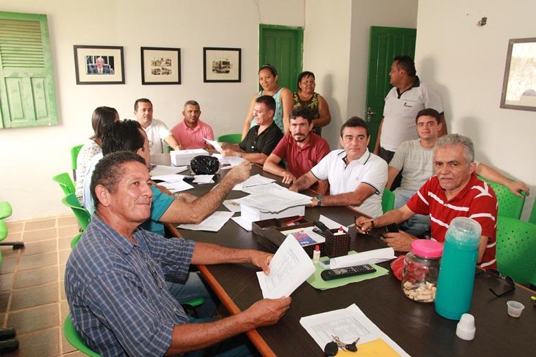 MDB de Esperantina realizou Convenção para escolha dos novos membros da Comissão Executiva do partido