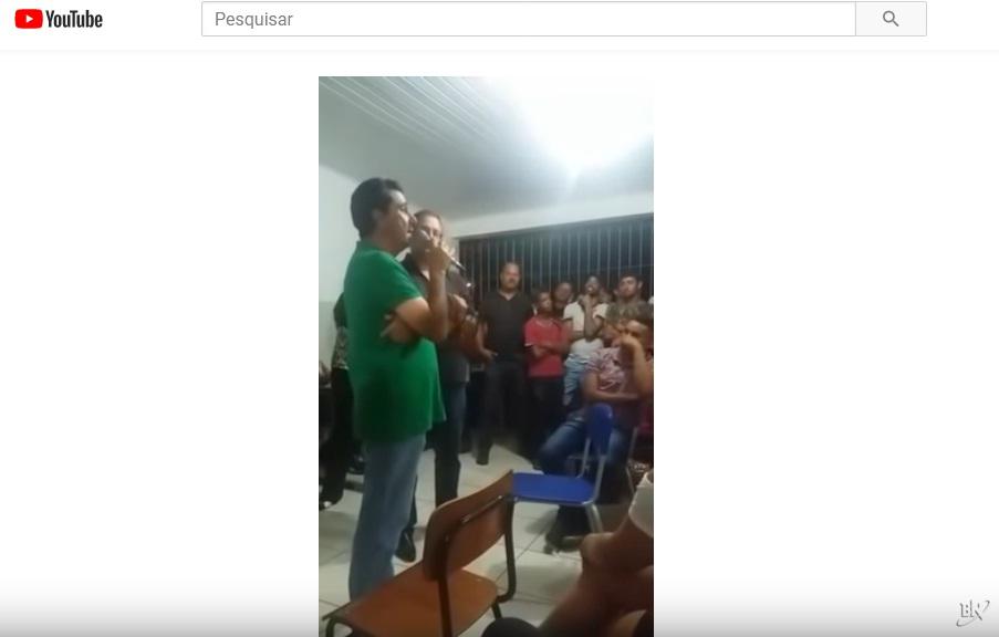 Vídeo mostra prefeito dando tapa na cara de fazendeiro