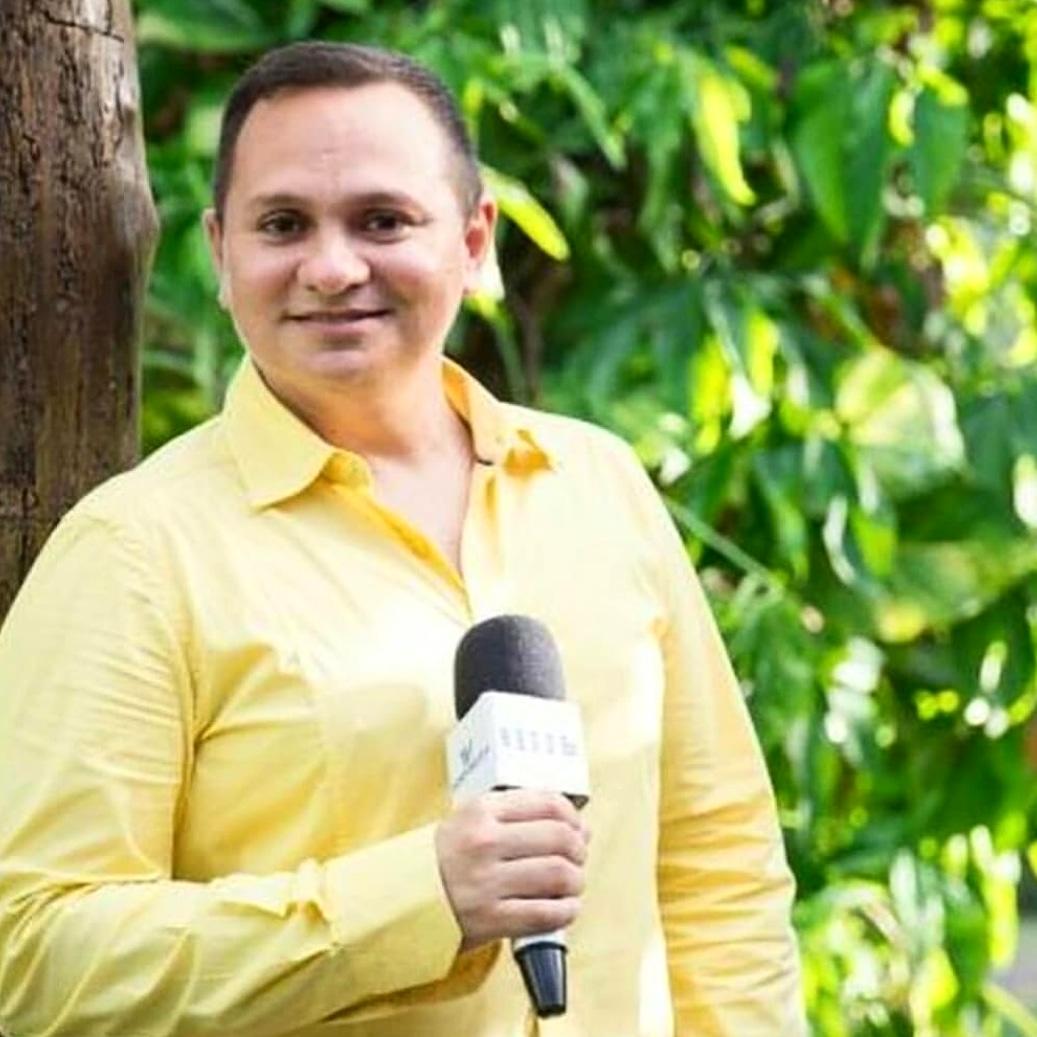 Sandro Abrantes vai realizar uma coluna social no Jornal 60 Minutos na Rádio 7 Cidades FM