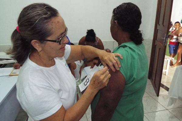 Campanha de vacinação contra a gripe começa no próximo dia 10 de abril