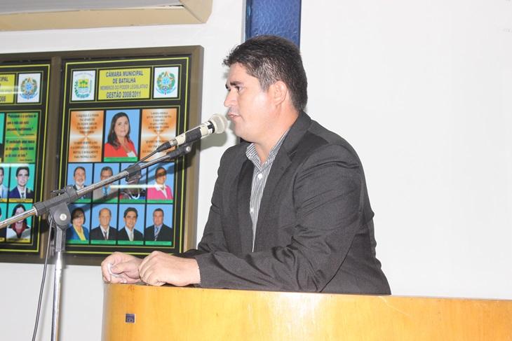 Vereador Nerioston Moraes solicita a contratação de Agente de Saúde para localidade na zona rural