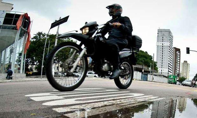 Projeto pretende regularizar motocicletas em todo estado