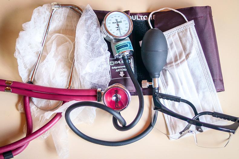 Médico testa positivo para covid-19 e unidades de saúde são fechadas em Campo Maior