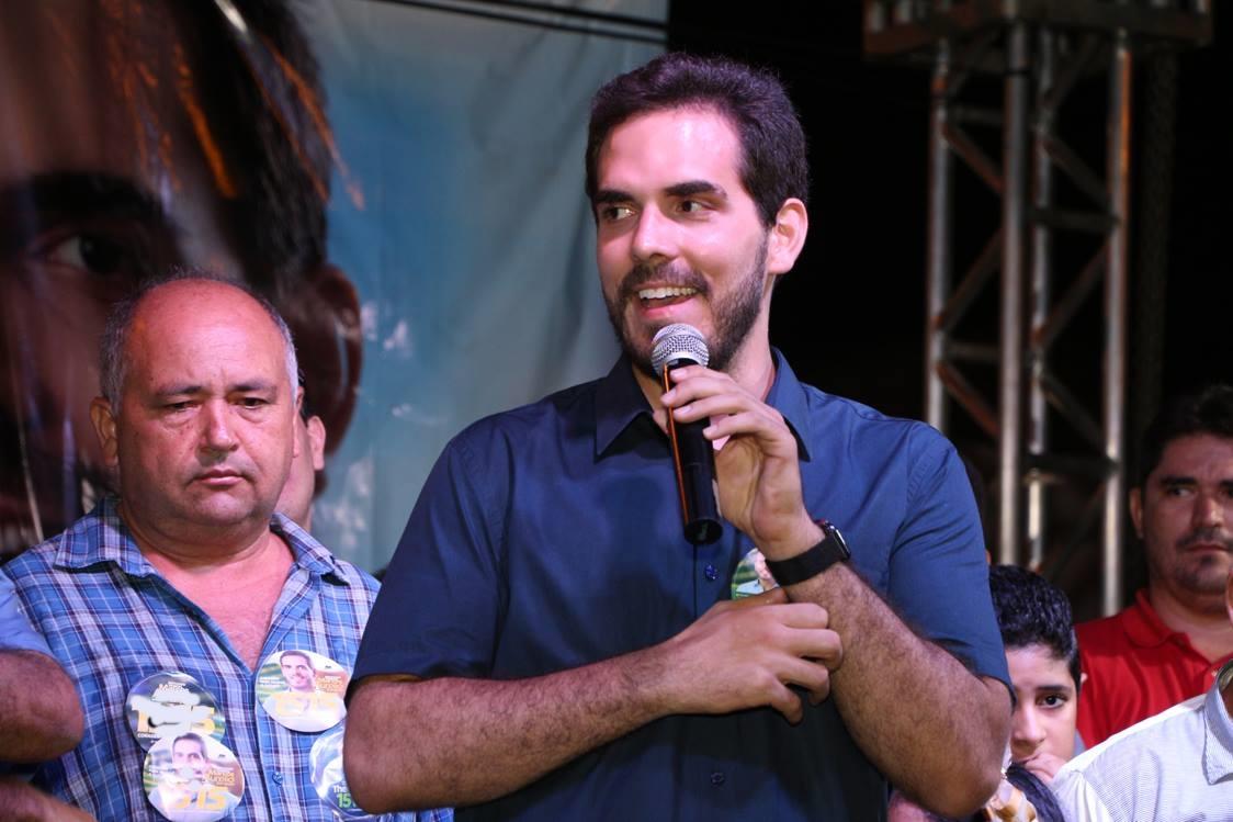 Deputado federal Marcos Aurélio vai fazer a entrega de kit agrícola em Esperantina e Batalha