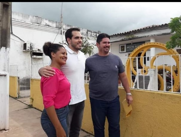Deputado Marcos Aurélio destina emendas parlamentar para o município de Batalha