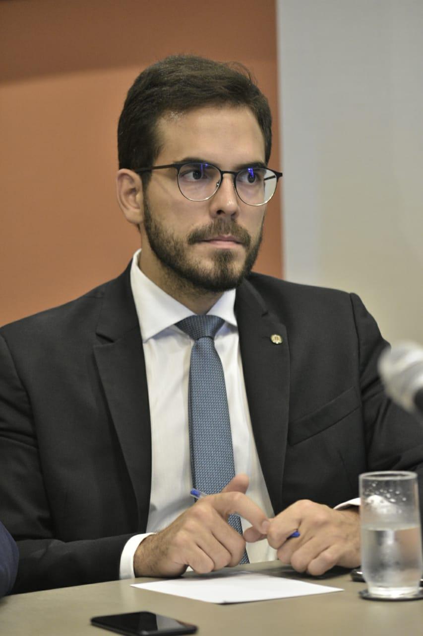 Câmara aprova projeto do deputado Marcos Aurélio Sampaio
