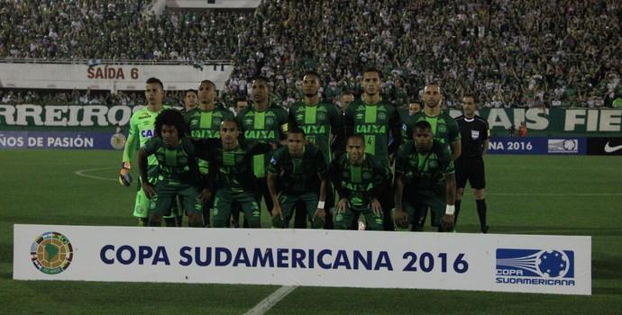 Conmebol vai declarar Chapecoense campeã da Copa Sul-Americana
