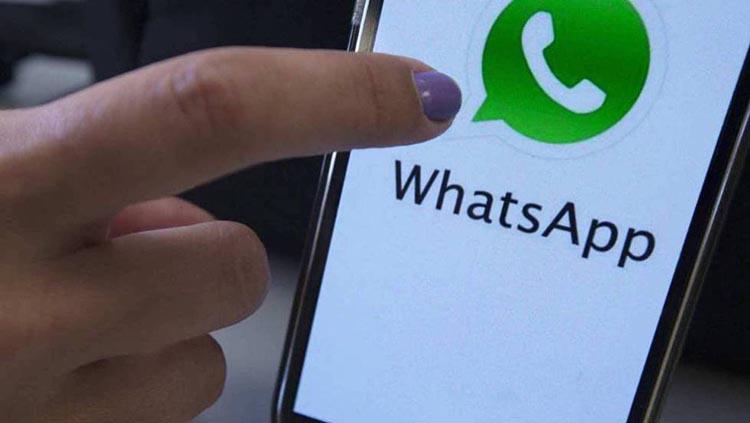 WhattsApp testa função para apagar mensagem enviada