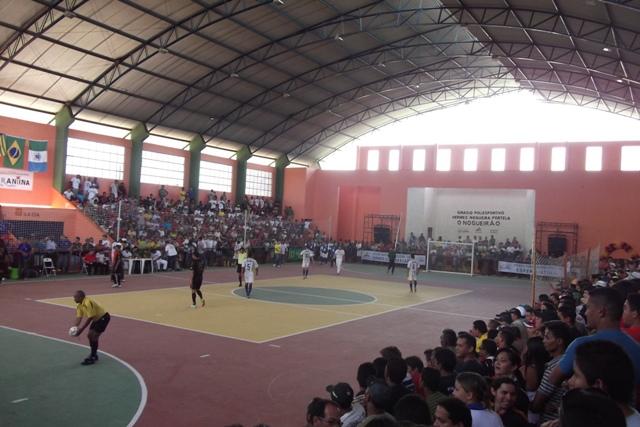 Copa Norte de Futsal tem rodada decisiva em Esperantina