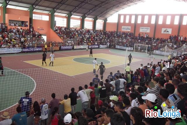 Definido o primeiro confronto da semi-final da XII Copa Norte de Futsal