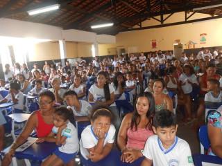 Escola Umbelino Rebelo executou Projeto Família na Escola