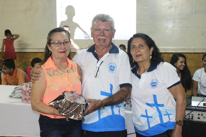 Pastoral Familiar de Esperantina realizou evento em homenagem ao Dia das Mães