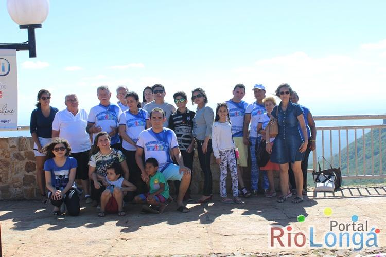 Membros da Pastoral Familiar de Esperantina realizaram excursão para Pedro II e Piripiri