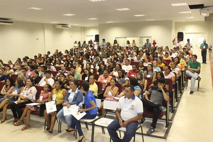 Município de Esperantina realizou a 8ª Conferência Municipal de Saúde