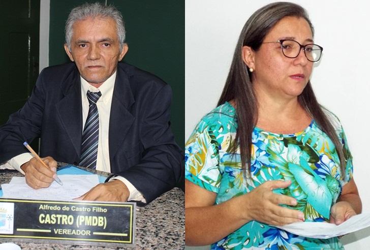 Prefeita de Esperantina sanciona projeto de lei de autoria do vereador Castro