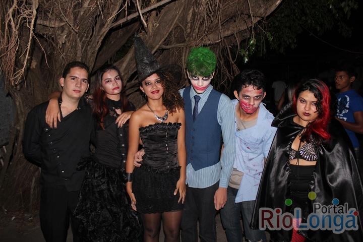Confira a cobertura completa do tradicional Halloween de Esperantina