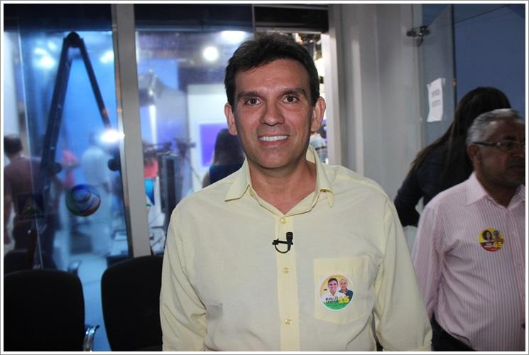 Justiça Eleitoral aprovou a prestação de contas de campanha de Marllos Sampaio