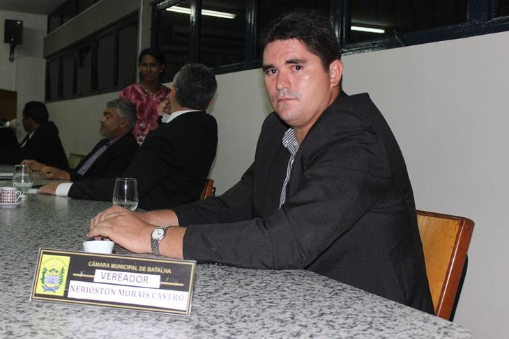 Vereador solicita informações sobre empresa contratada para realizar transporte escolar em Batalha