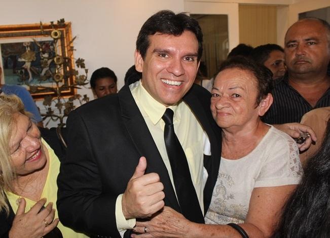 Marllos Sampaio concede entrevista e afirma que vai fazer uma agenda positiva em Esperantina