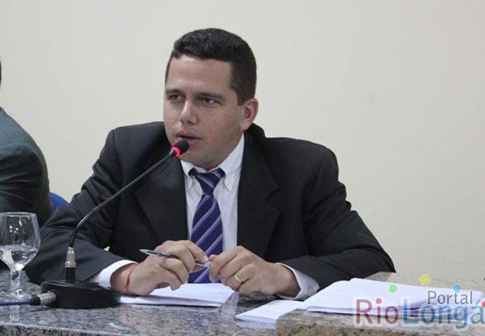 Vereador Regys Sampaio solicita medidas de segurança no Parque Ecológico Cachoeira do Urubu