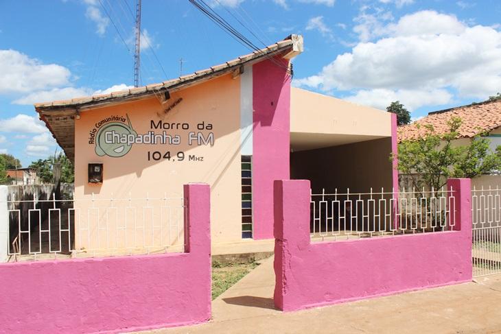 Rádio Morro da Chapadinha FM completa 20 de anos de prestação de serviços à comunidade