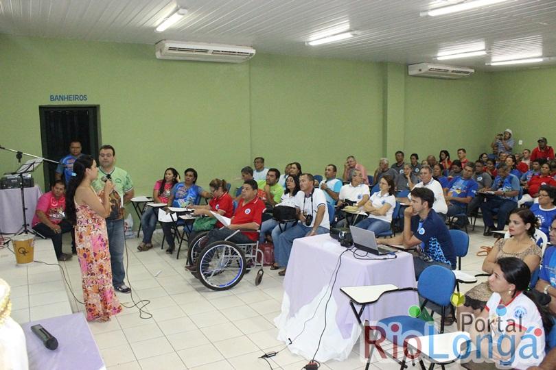 Encontro Diocesano da Pastoral Familiar foi realizado em Piripiri