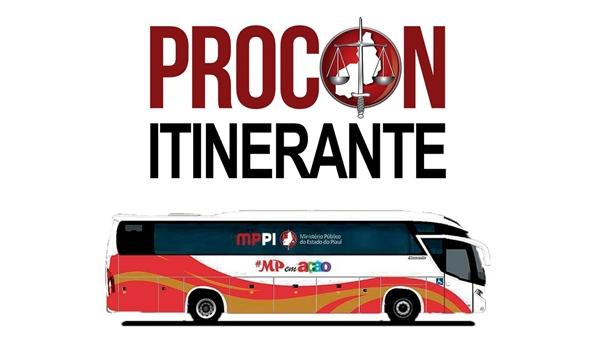 Procon Itinerante realiza atendimentos em Esperantina e Piracuruca