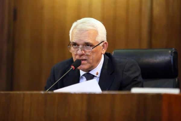 """Themístocles fala sobre aliança do MDB com PT e vaga de vice: """"Eu tenho paciência"""""""