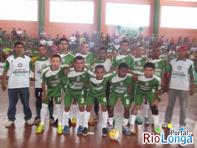 Arsenal de Esperantina vence e está classificado para a semifinal da XII Copa Norte de Futsal