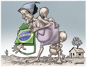 Mais de 20% da população do Piauí vive com menos de R$ 70
