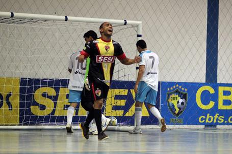 Cajuína vence time de Rondônia e segue invicto na Taça Brasil