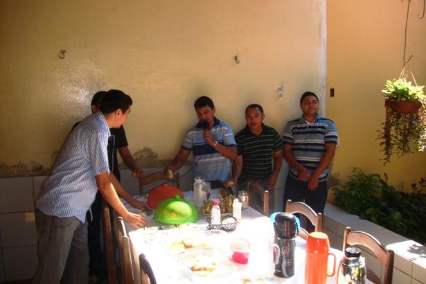 Paróquia de Nossa Senhora da Boa Esperança realizou mesa redonda com comunicadores de Esperantina