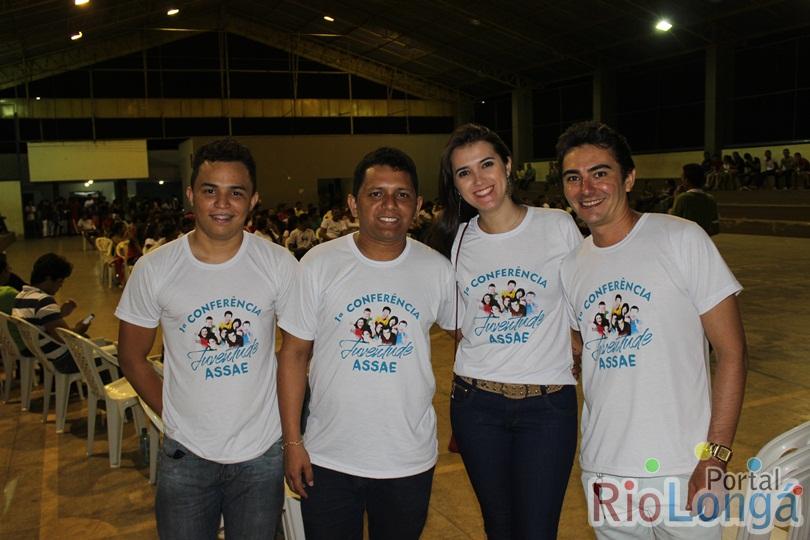 Confira a cobertura da I Conferência da Juventude promovida pela Assae em Esperantina